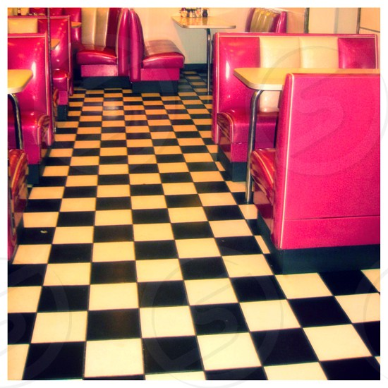 Great Day at the Mayberry Drive-In and Diner! Check out the patterns! #MonetaVA photo