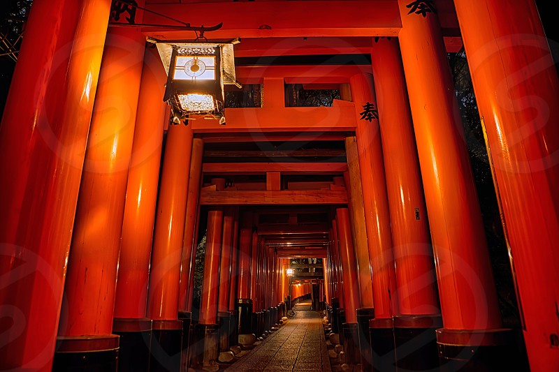 Inari Fushimi Shrine photo