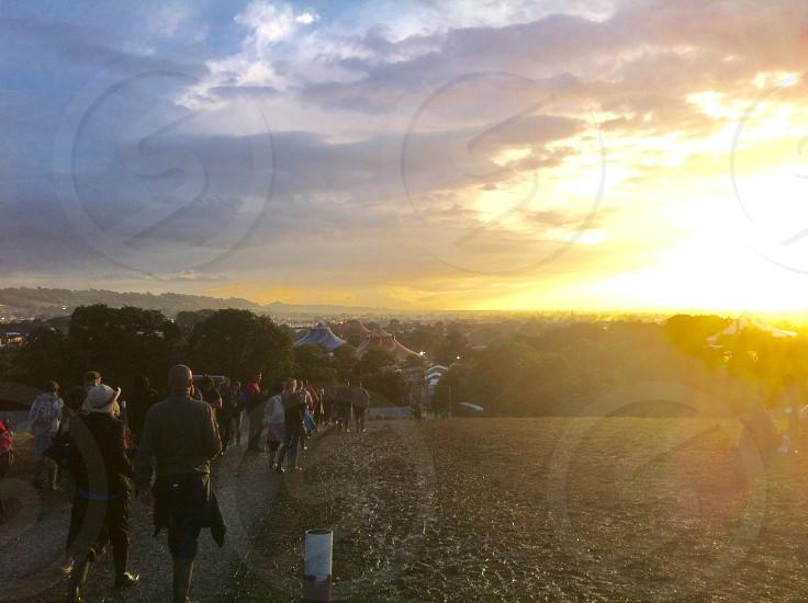 Glastonbury 2014 photo