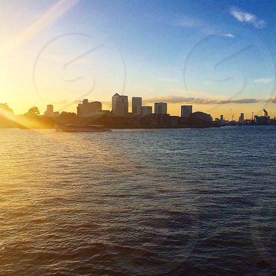Canary Wharf London photo