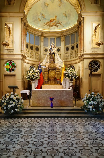 Santiago Metropolitan Cathedral - Santiago de Chile photo