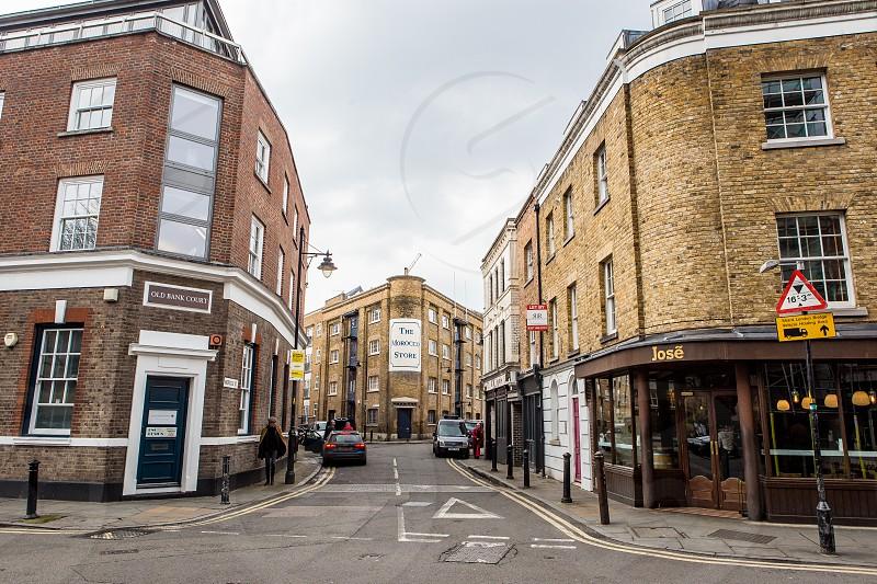 Bermondsey Street Bermondsey London photo