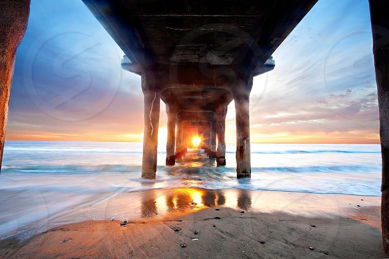 Manhattan Beach CA photo
