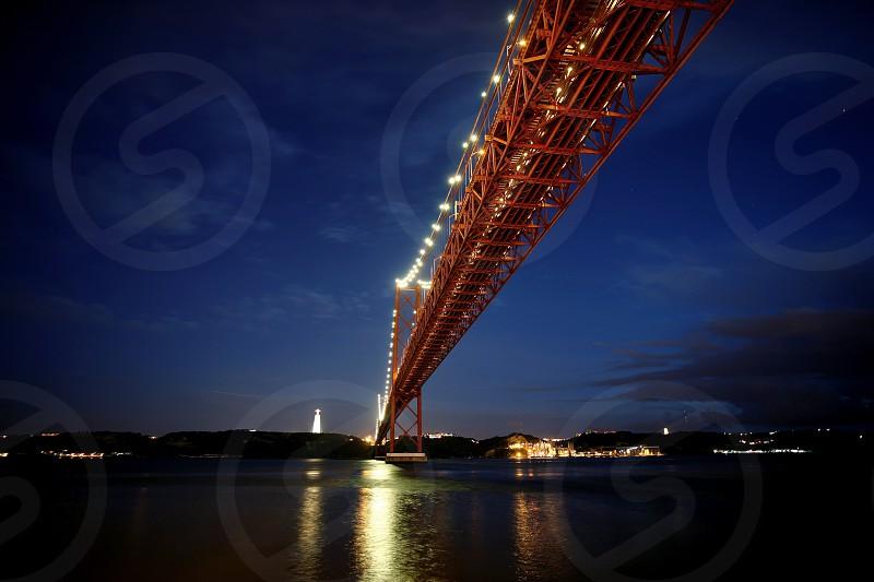 bridgelisbonportugaloceanatlantic photo