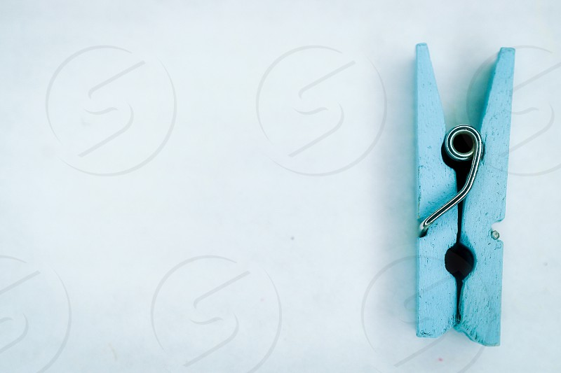 Clothespin photo