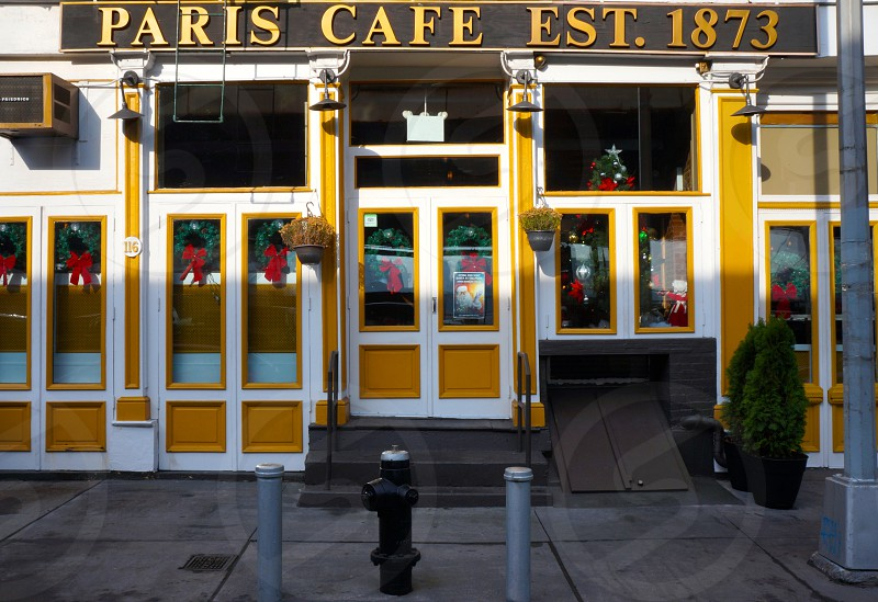 The Paris Cafe (exterior) photo