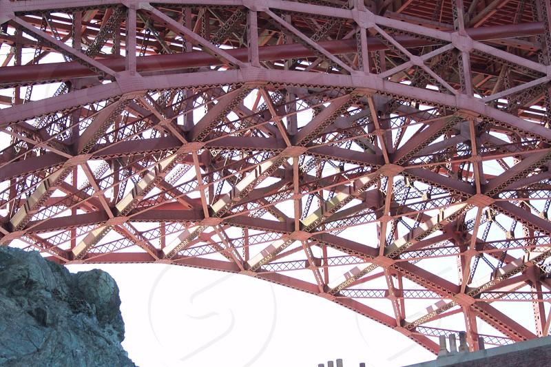 brown concrete bridge photo