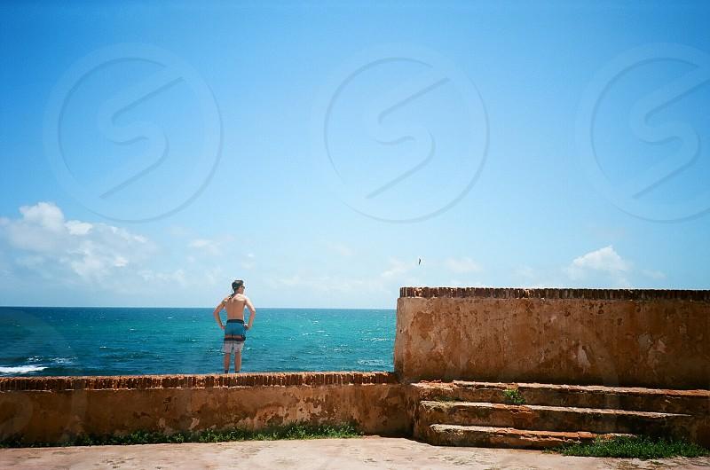 Travel ocean sea photo