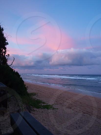 Kauai Hawaii sunset photo