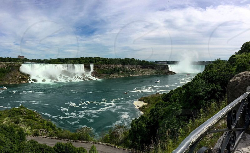 Niagra.  photo