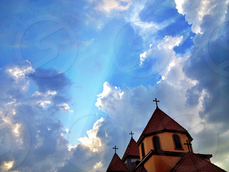 Sky is my religion... photo
