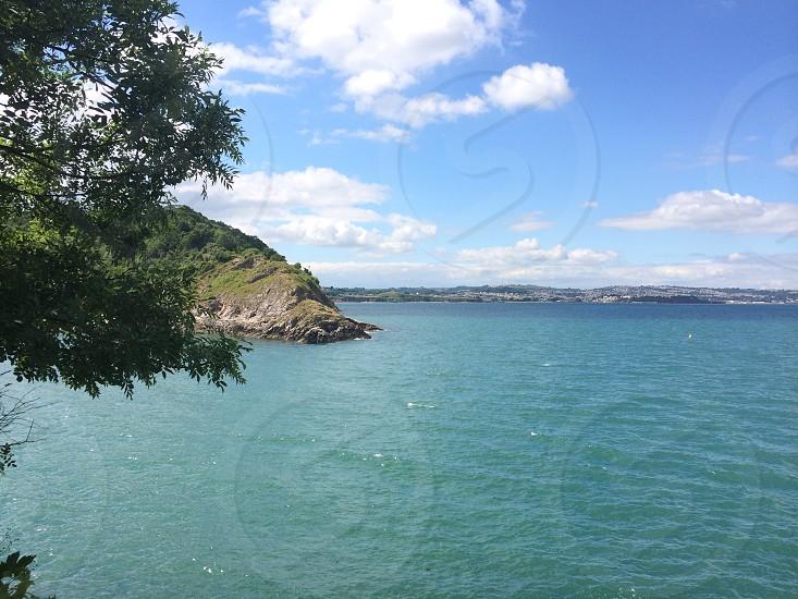 Coast cliffs photo