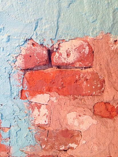 Brick and Paint photo