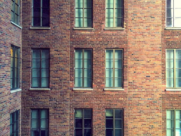 geometric shape building architecture window rectangle  photo