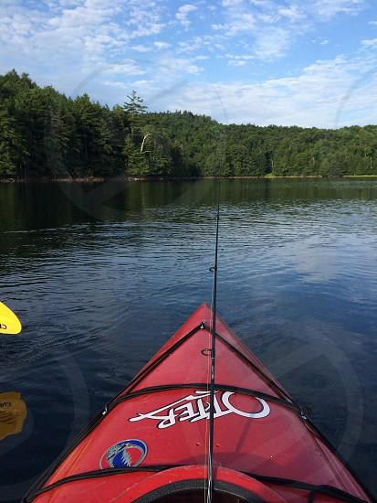 Adirondacks away of life.  photo