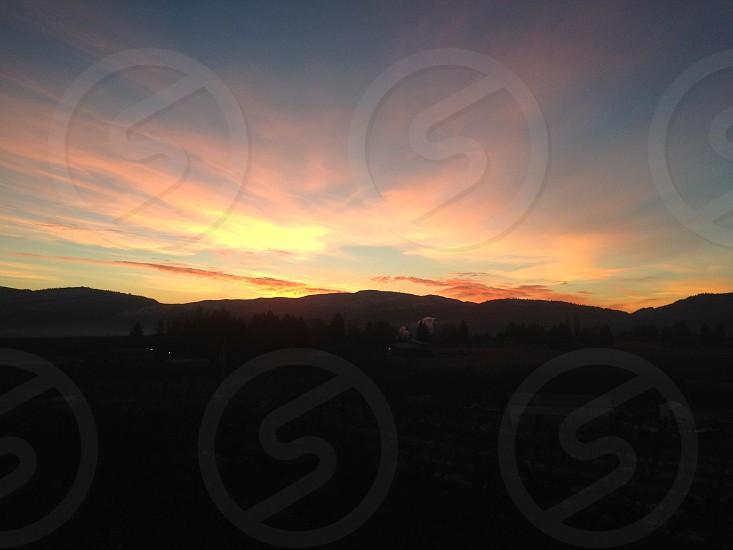 Sunrise beauty photo