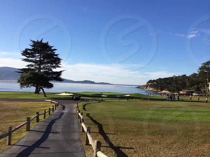 Pebble Beach CA photo