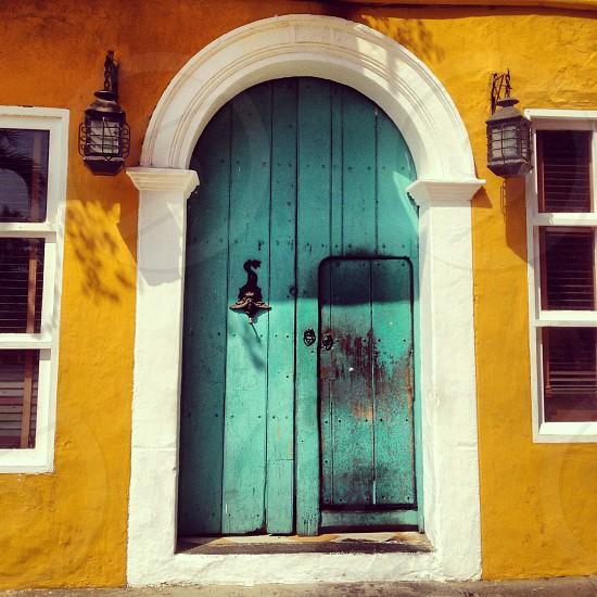 Cartagena de Indias Colombia  #colombia #cartagena #door photo