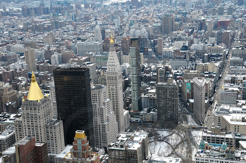 Architecture in New York City photo