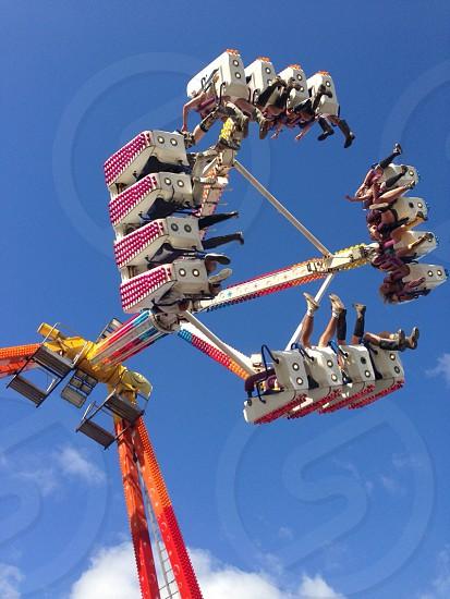 #summertime #park #ride #shutterbug #twinseption #spin #fun #bluesky  photo
