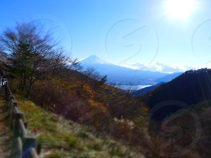富嶽一景 photo