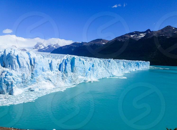The stunning Perito Moreno Glacier photo