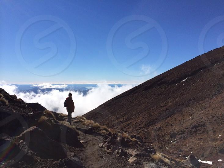 Tongariro Alpine Crossing photo
