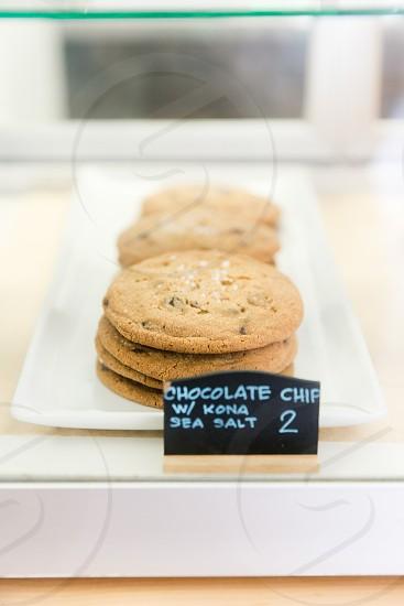 cookies chocolate chip cookies  photo