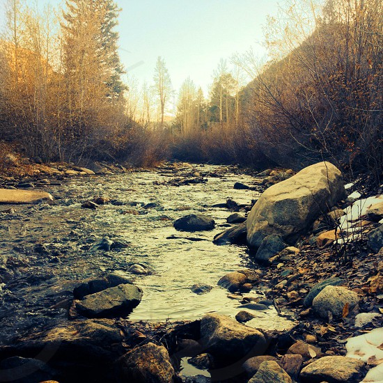rocky creek photo