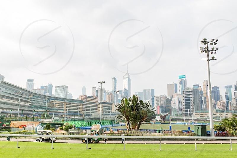 Happy Valley Racecourse Hong Kong photo