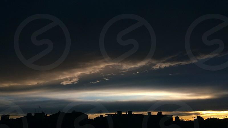The light. photo