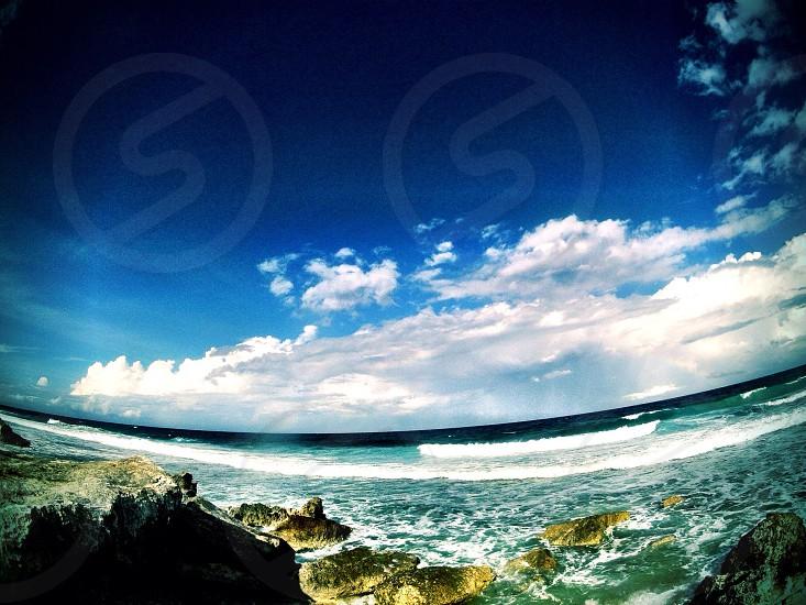 Coast of Mexico photo