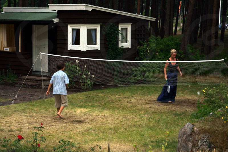Summer Badminton photo