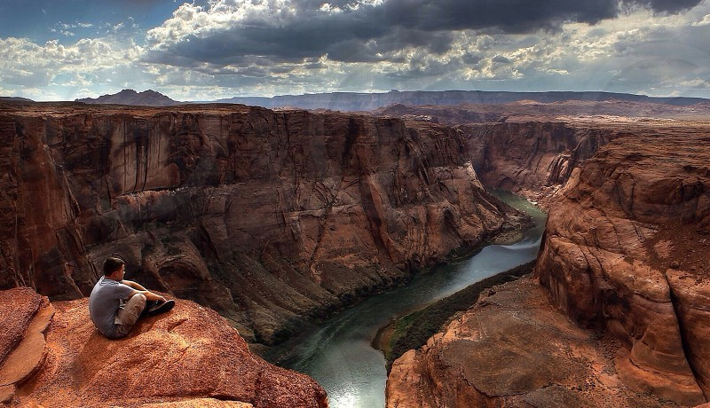 Let's get lost in the Grand Canyon photo