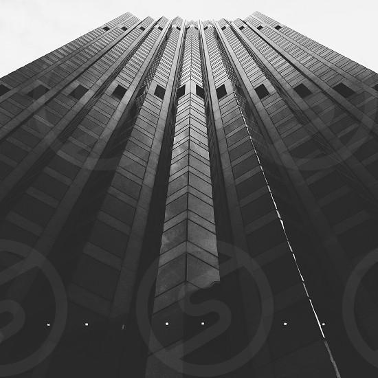 Skyscraper in San Francisco's Financial District. photo
