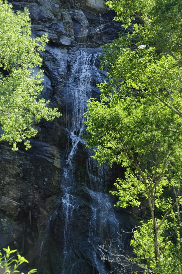 Bridal Falls in SD..... photo