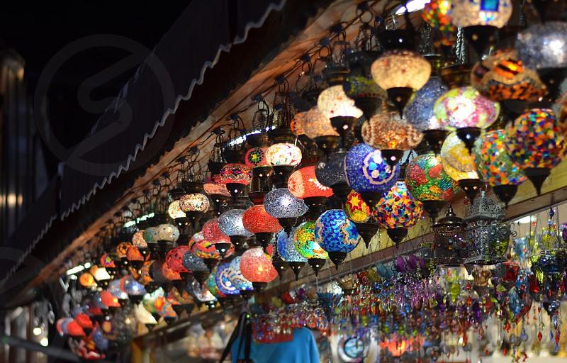 Lamps photo
