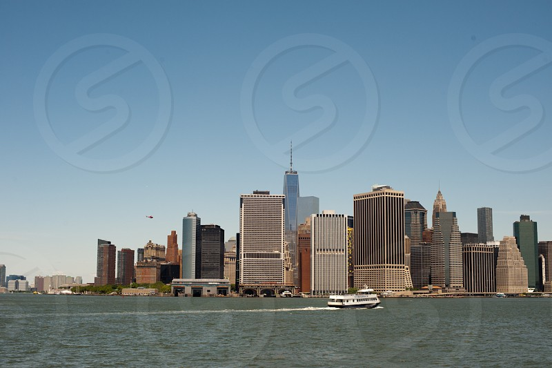New York City with Fast Ferry photo
