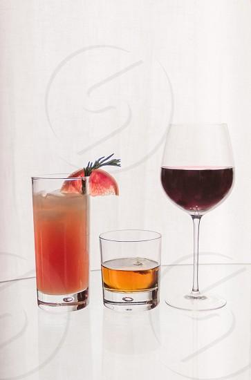 Wine and drinks photo