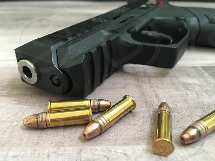 Handgun  photo