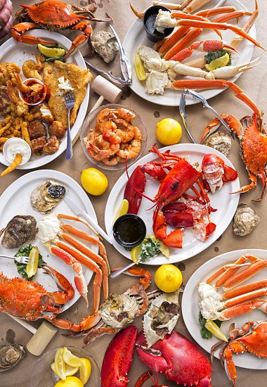 Seafood Feast photo