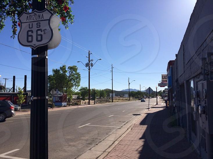Route 66 Arizona photo