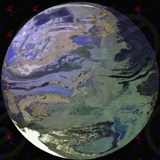 Alien Planet photo