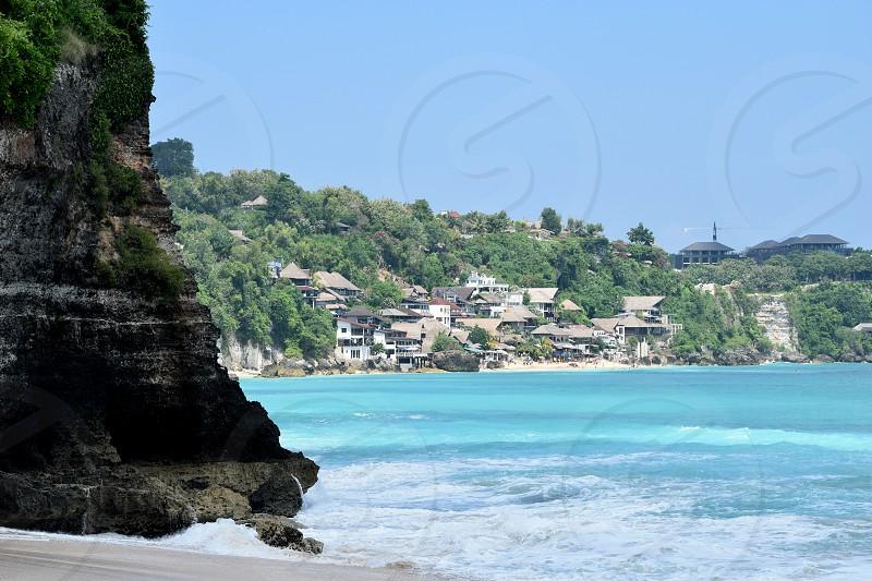Dreamland Beach in Bali photo