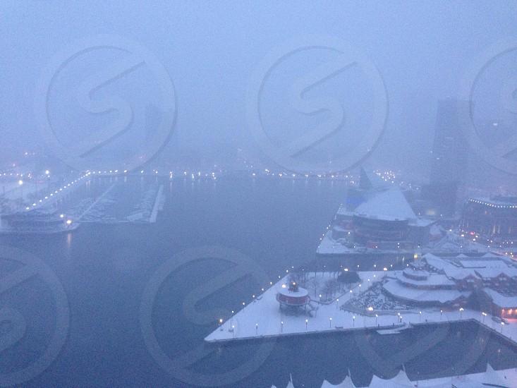 Baltimore Harbor photo