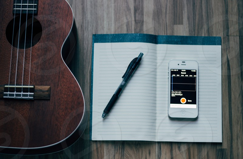songwriting tools  photo