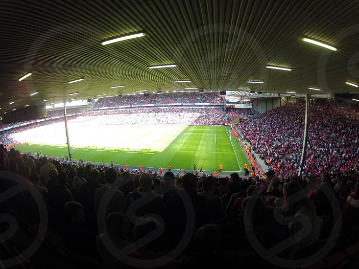 Liverpool Football Club. Anfield Liverpool photo
