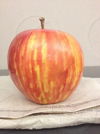 An apple a day  photo
