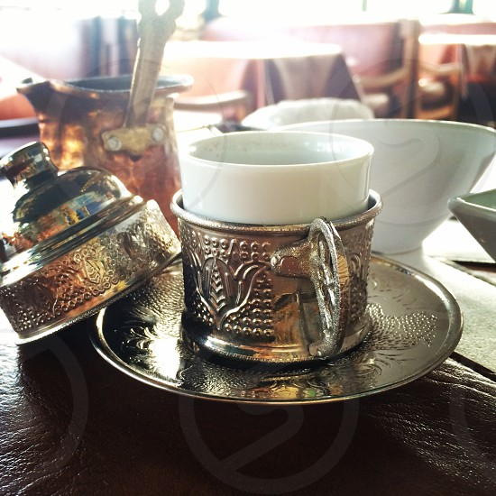 Turkish coffee in Culver City photo