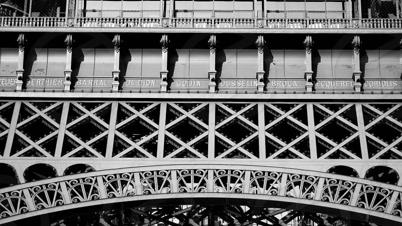 Eiffel Tower Paris photo